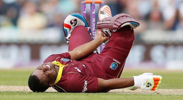 OMG ! एक खतरनाक योर्कर से घायल हुआ यह बल्लेबाज, वरना टूट जाते कई ऐतिहासिक रिकार्ड्स