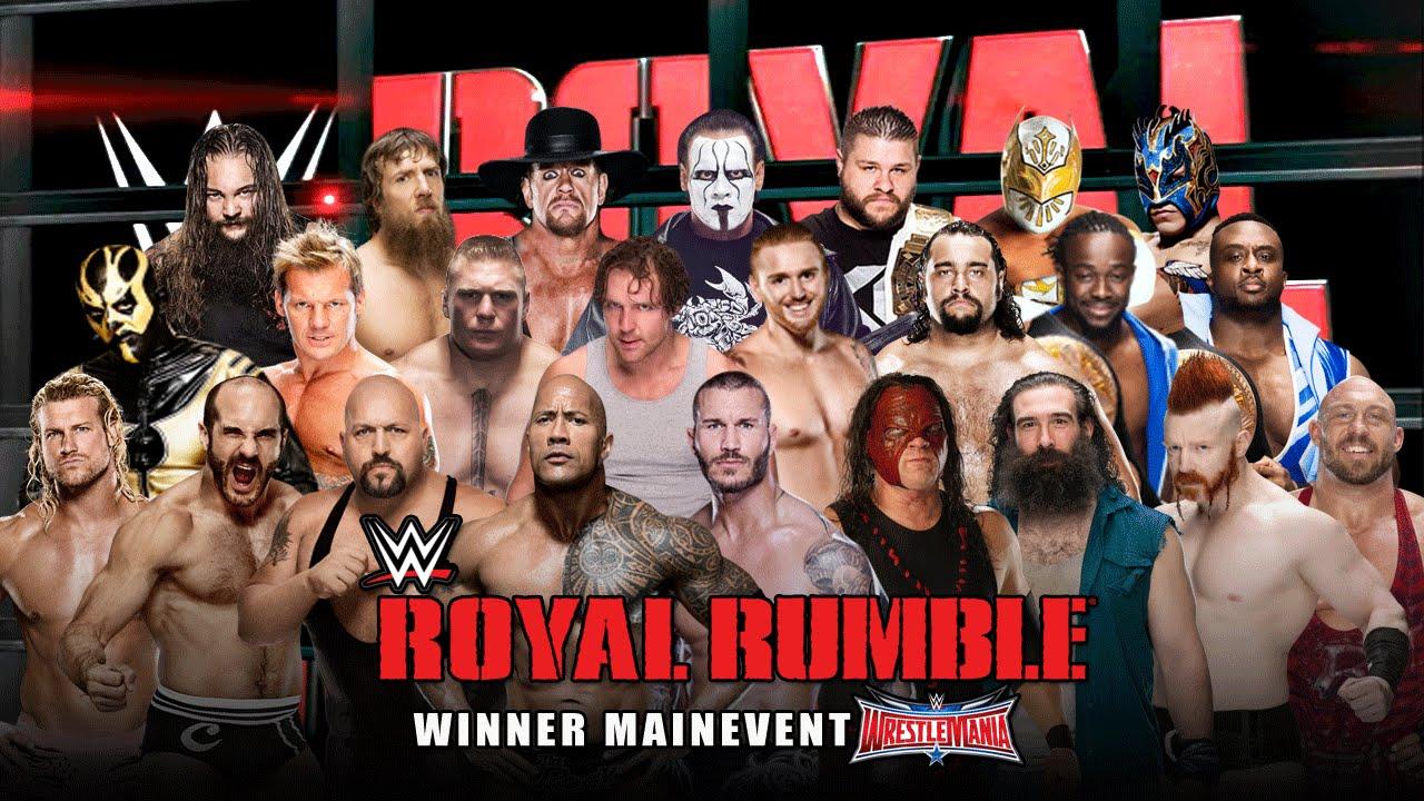 किसने कहा: ''WWE की रॉयल रम्बल में हिस्सा लेना ही मेरे रेसलिंग करियर का सबसे अच्छा पल है'' 22