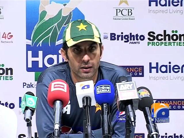 पाकिस्तानी के पूर्व कप्तान मिस्बाह-उल-हक ने पीसीबी और आईसीसी के अलावा क्रिकेट खेलने वाले अन्य देशो से की ये मांग 58