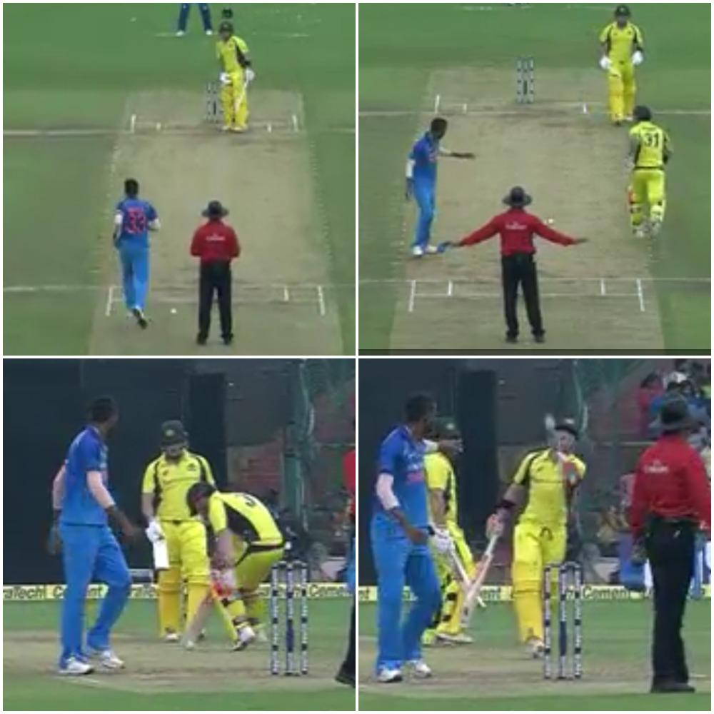 वीडियो : ऑस्ट्रेलिया की पारी के 28वें ओवर में डेविड वार्नर ने दिखाई खेल भावना, किया कुछ ऐसा करोड़ो भारतीयो का जीता दिल
