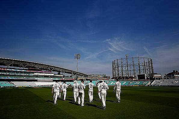 इंग्लैंड के ओवल मैदान पर हुआ शर्मनाक हरकत, रद्द करना पड़ा रोमांचक मैच