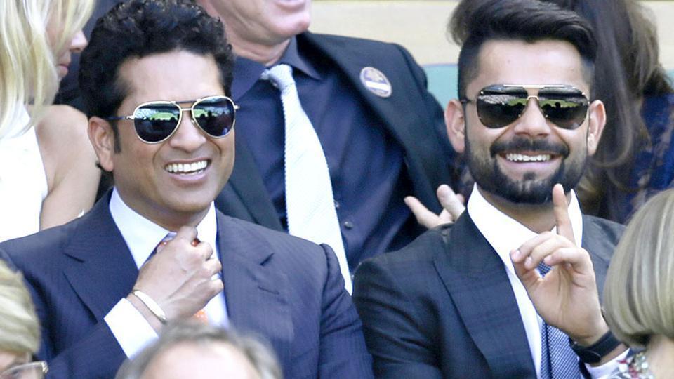 इंग्लैंड के पूर्व कप्तान नासिर हुसैन ने सचिन और विराट की तुलना करते हुए कही ये चौकाने वाली बात 2