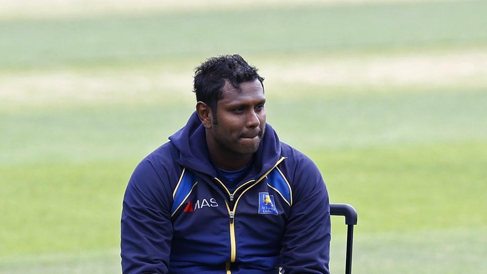 श्रीलंका के पूर्व कप्तान एंजोलो मैथ्यूज ने यो-यो टेस्ट किया पास, ऐसे जतायी अपनी खुशी