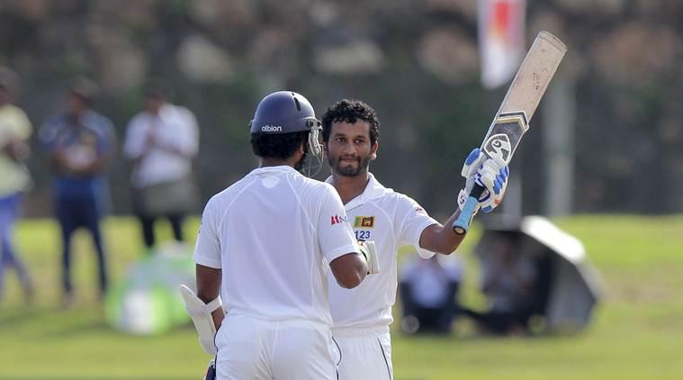 श्रीलंका के सलामी बल्लेबाज करूणारत्ने ने अश्विन के ढूढ़ निकाला अश्विन का तोड़, नहीं चलेगा अश्विन की फिरकी का जादू