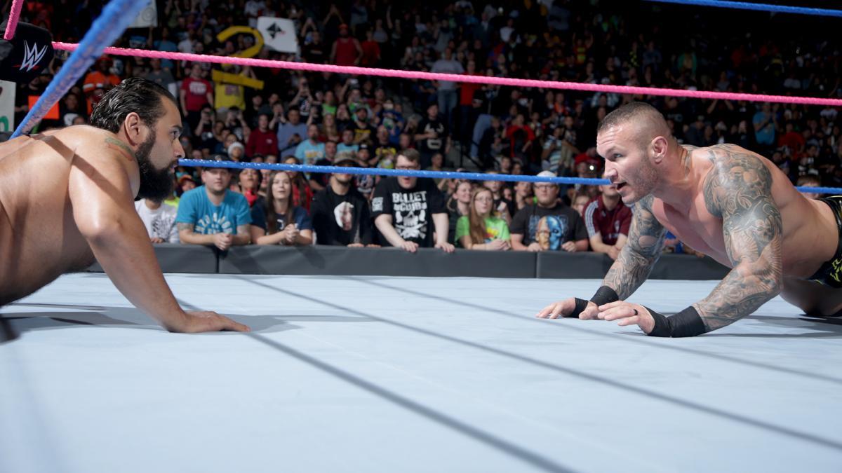 WWE SMACKDOWN RESULTS 4 अक्टूबर 2017: ये रहे मैचो के रिजल्ट्स 13