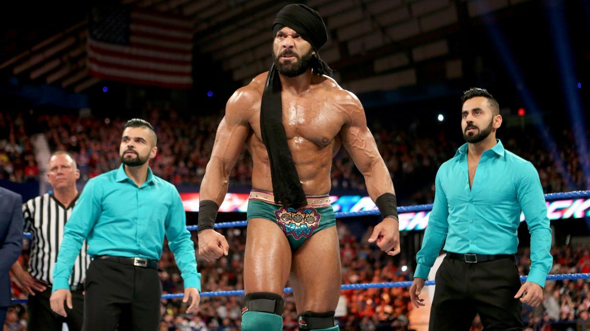 WWE NEWS: हमेशा सिंह ब्रदर्स की मदद से जीतने वाले जिंदर महल की नई स्टोरीलाइन का हुआ खुलासा 77