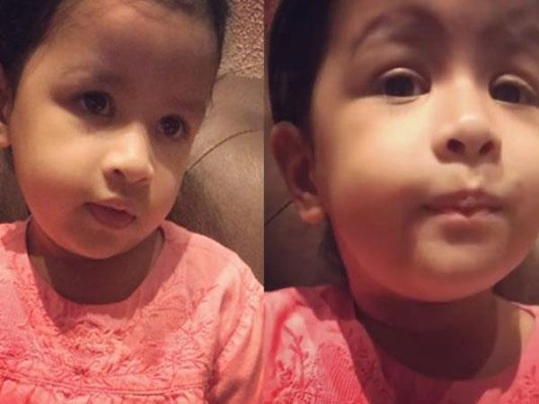 VIDEO: एमएस धोनी की बेटी जीवा ने गाया एक मलयालम गाना, वीडियो हो रहा हैं वायरल, आपने देखा?