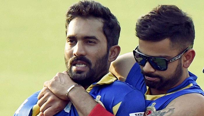 KKRvsRCB: बैंगलोर के खिलाफ पहले ही मैच से पहले कार्तिक ने बताया कैसे देंगे कोहली की आक्रमकता का जवाब