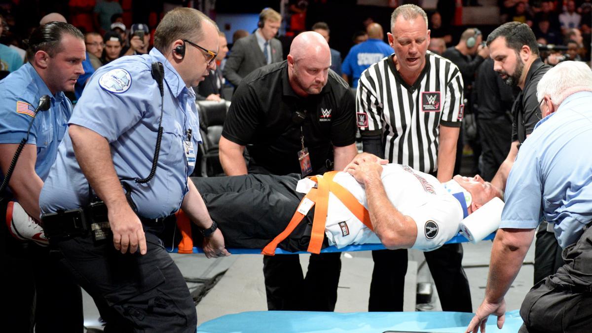 WWE NEWS: 20 फिट ऊपर से कूदने के बाद शेन मैकमोहन हुए चोटिल, शरीर के इन हिस्सों में आई चोटे