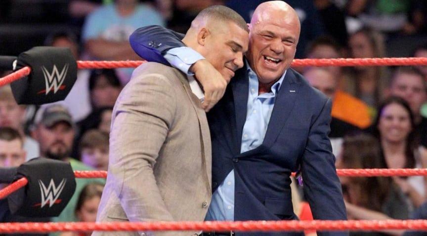 TOP 5: ये हैं WWE की वो स्टोरीलाइन जिसमे फैन्स को WWE ने बनाया बेवकूफ, पिता-पुत्र रिश्ते को भी किया बदनाम 59