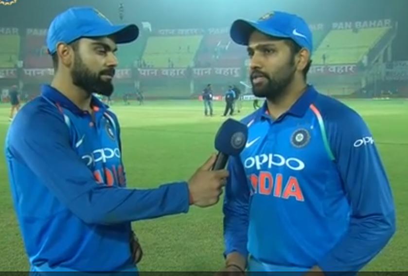 विराट कोहली के सामने हिटमैन ने खोला भारतीय टीम का ये राज, जिससे अब तक अनजान होंगे आप!