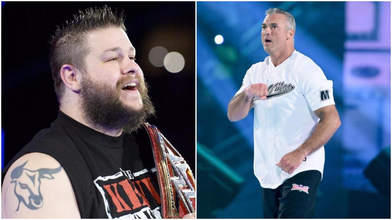 WWE NEWS: हेल इन द सेल में भिड़ने से पहले केविन ओवन्स ने कुछ इस तरह उड़ाया शेन मैकमोहन का मजाक 20
