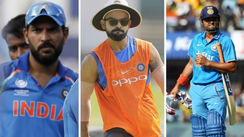 युवराज जिस यो-यो टेस्ट में 3 बार हुए फेल उसे इस स्टार खिलाड़ी ने किया पास, जल्द मिल सकती है भारतीय टीम में जगह 5