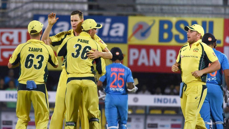 आईसीसी टी20 रैंकिग: सीरीज के ड्राॅ होने के कारण भारत को आईसीसी रैंकिंग में हुआ नुकसान, ऑस्ट्रेलिया ने मारी बाजी 51