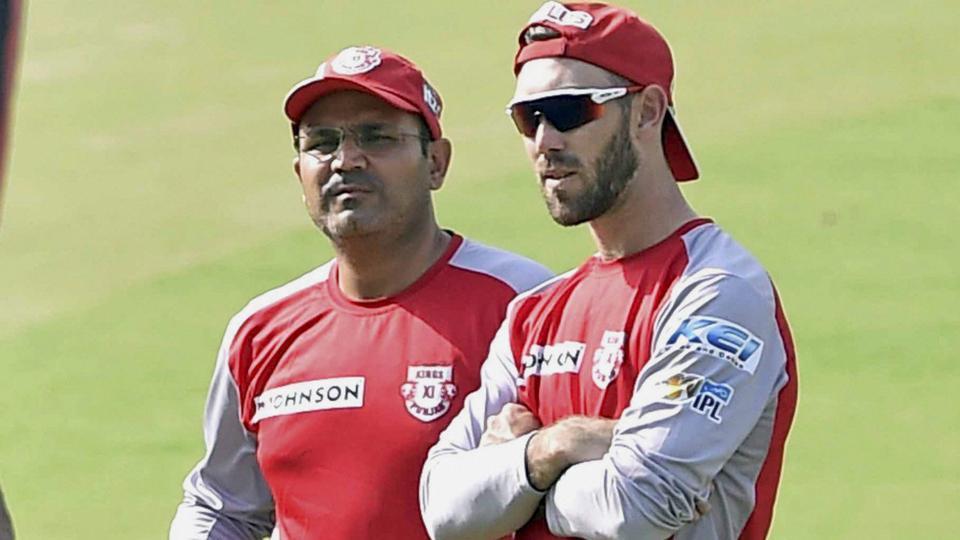 ऑस्ट्रेलिया के खिलाफ पहले टी-20 के दौरान सहवाग ने किया खुलासा शानदार प्रदर्शन की वजह से नहीं बल्कि इस वजह से दी गयी थी बीच आईपीएल मैक्सवेल को कप्तानी 79