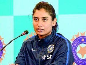 "Mithali raj on match fixing ""not yet so far"""