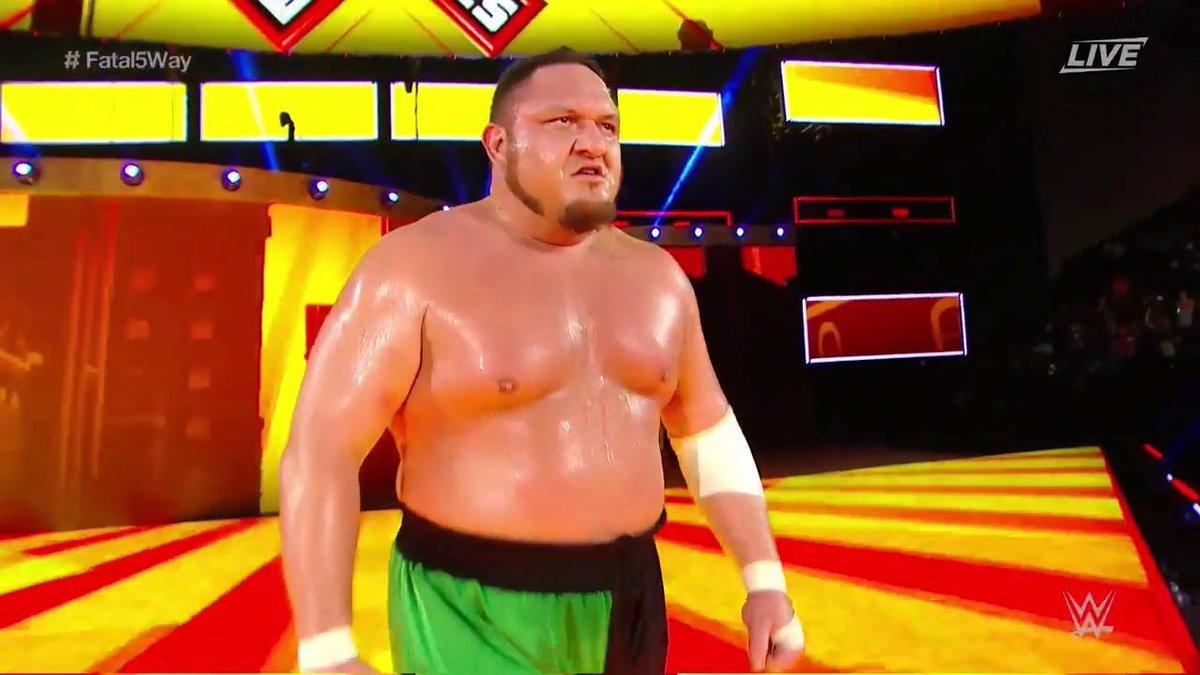 WWE NEWS: चोट की वजह से बाहर चल रहे सामोआ जो को लौटने पर करना पड़ेगा इन दो रेस्लरो का सामना
