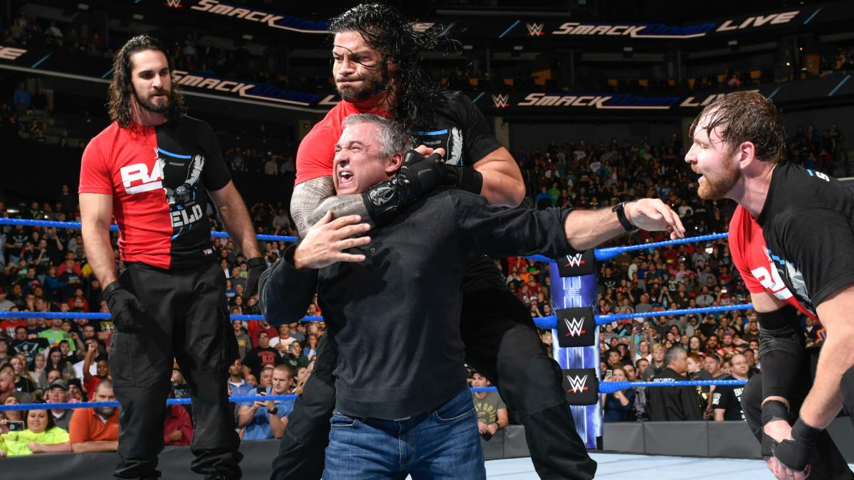 WWE SMACKDOWN RESULTS: 15 नवम्बर 2017