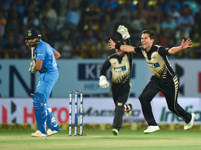 तिरुवनंतपुरम टी-20 :निर्णायक भिड़ंत में भारत को मात देकर सीरीज जीतने के लिए तैयार न्यूजीलैंड, इन खिलाड़ियों को मिलेगी जगह 32