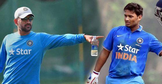 ऋषभ पन्त नहीं ले सकते भारतीय टीम में धोनी की जगह, आंकड़े कर रहे है सब कुछ बयाँ