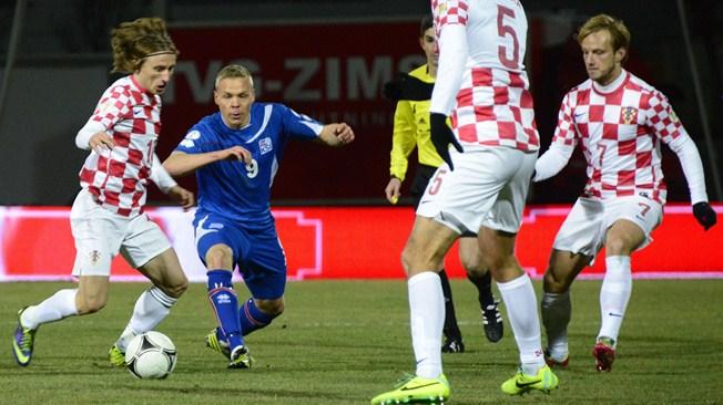 क्रोएशिया ने 2018 फुटबाल विश्व कप का टिकट कटाया