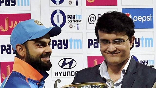 विराट कोहली की आईपीएल कप्तानी की तुलना टीम इंडिया के रिकॉर्ड से ना करे: सौरव गांगुली