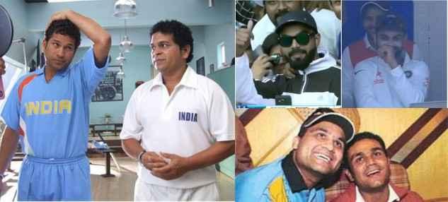 ये है सचिन-सहवाग और विराट समेत दुसरे भारतीय खिलाड़ियों के हमशक्ल, देखकर आपको भी नहीं होगा खुद की आँखों पर यकीन