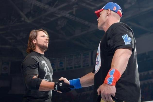 जानिए वो 5 तरीके जिससे WWE एक बार फिर से एजे स्टाइल्स को बना सकता है स्मैकडाउन का मेंन इवेंट रेसलर 28