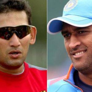 महेंद्र सिंह धोनी के सबसे बड़े आलोचक अजित आगरकर ने धोनी के टीम से बाहर किये जाने पर दी चौकाने वाली प्रतिक्रिया