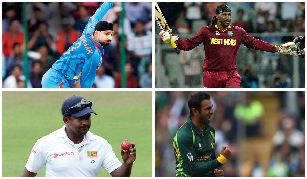 #NehraJi के सन्यास के बाद अब यह चार ही खिलाड़ी अंतर्राष्ट्रीय क्रिकेट में मौजूद हैं, जिनके नाम पर यह खास रिकॉर्ड दर्ज हैं... 40