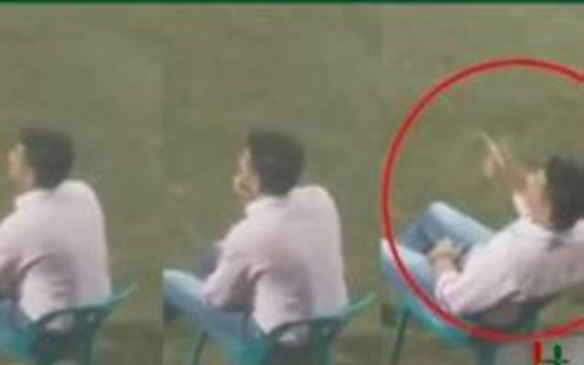 शर्मनाक: बांग्लादेश ने फिर किया क्रिकेट को शर्मसार, मैच के दौरान क्रिकेट स्टेडियम में ही ये शर्मनाक काम करते पकड़ा गया बोर्ड अधिकारी