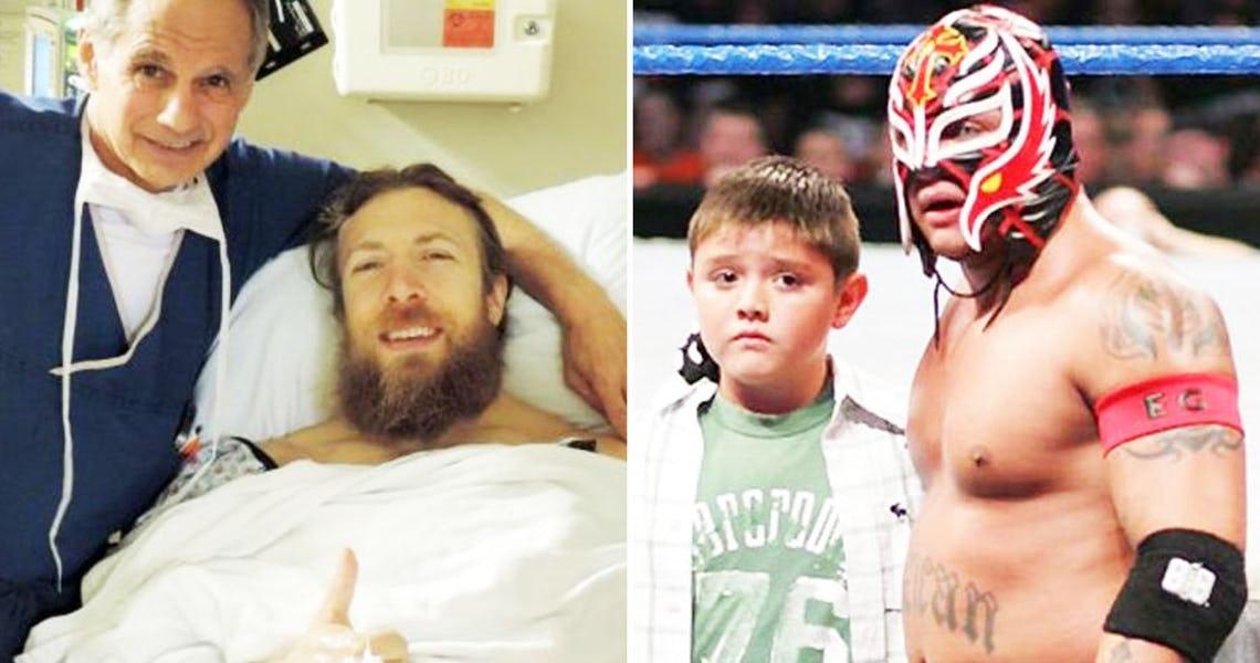 पांच ऐसे मौके जब WWE ने TRP बढ़ाने के लिए रेस्लर के निजी सम्बन्धो को किया तार-तार 13