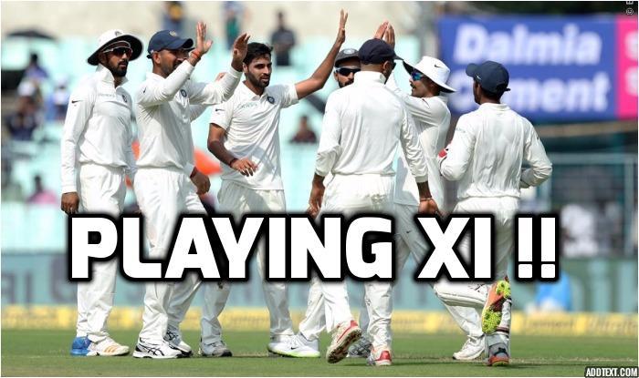IND v SL: 2nd Test:  2 बड़े बदलाव के साथ श्रीलंका के खिलाफ उतरेगी भारतीय टीम, इन 11 खिलाड़ियों को मिलेगी दूसरे टेस्ट में जगह