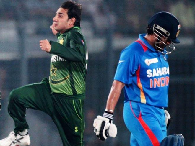 इस पाकिस्तानी गेंदबाज ने उठाया सचिन की ईमानदारी पर सवाल , 2011 विश्वकप में हुई थी ये घटना