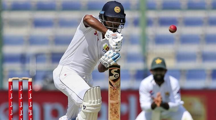 कोलकाता टेस्ट : शिखर धवन की इस एक छोटी गलती की वजह से मजबूत स्थिति में श्रीलंका