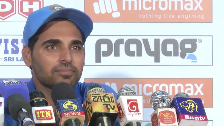 तीसरे मैच से पहले भुवी ने कहा, इस बल्लेबाज़ की वजह से भारत हार सकता है तीसरा टी-20