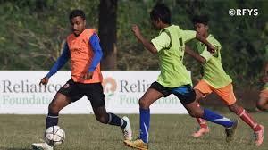 आरएफवाईएस फुटबाल : मिनर्वा पब्लिक स्कूल को दोहरा खिताब