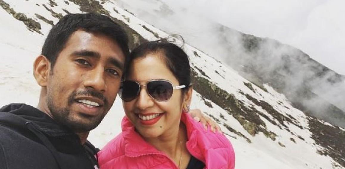 फेसबुक पर इस भारतीय खिलाड़ी को हुआ था प्यार, फिर बना लिया हमसफर 39