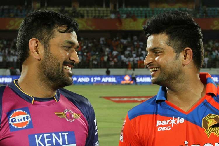 आईपीएल से गुजरात लायंस के हटने के बाद अब इस टीम से इस साल खेलते नजर आयेंगे सुरेश रैना