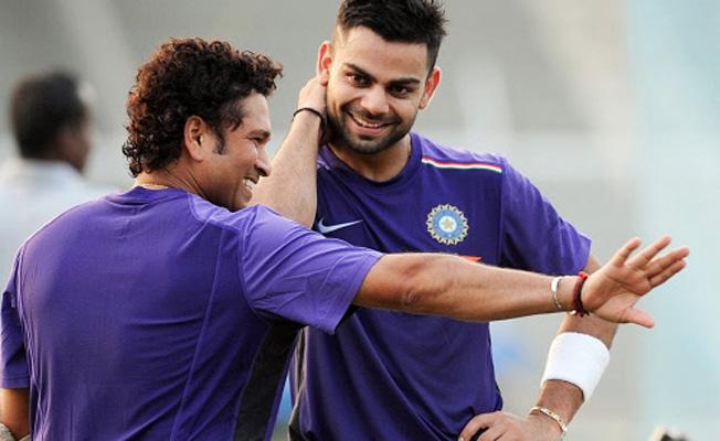 इंग्लैंड के पूर्व कप्तान नासिर हुसैन ने सचिन और विराट की तुलना करते हुए कही ये चौकाने वाली बात 1