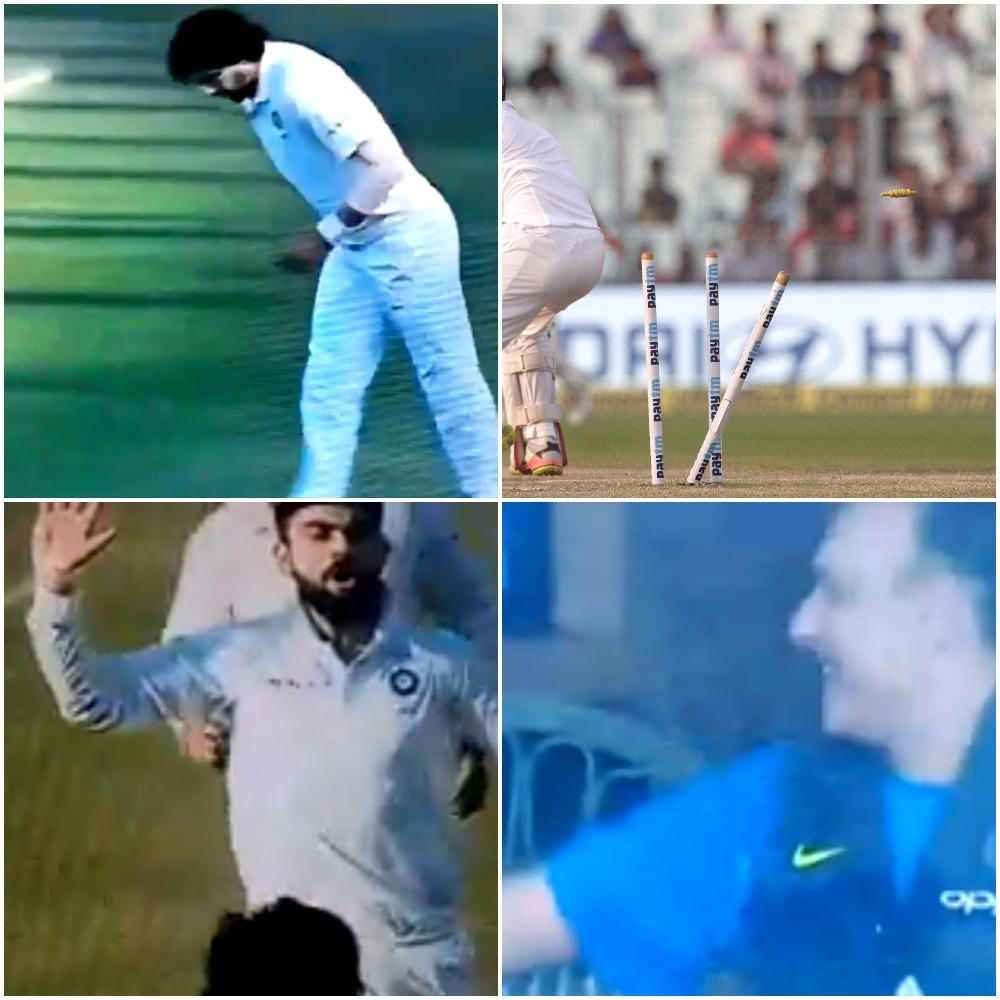 VIDEO: पहले ही ओवर के दूसरी गेंद पर ईशांत ने डाली ऐसी गेंद श्रीलंकाई बल्लेबाज का देखने लायक था चेहरा