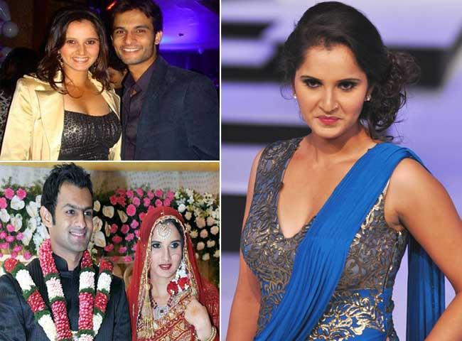 सानिया मिर्जा का नम्बर लेने के लिए शोयब मलिक ने महीनों लगाये चक्कर, शादी के पहले ही सानिया के घर डाल लिया डेरा