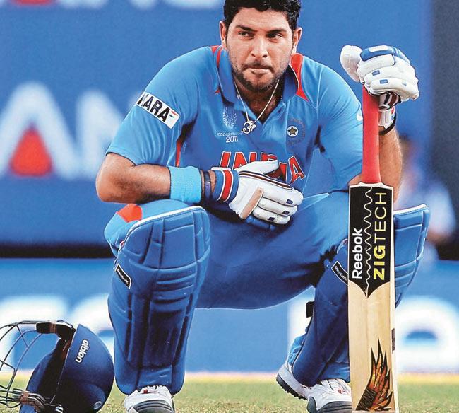 भारत को मिल गया युवराज सिंह की जगह लेने वाला खिलाड़ी, पंजाब टीम में युवी की जगह लेते ही छक्को से लबरेज पारी में जड़ा शतक