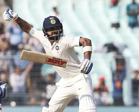 ICC टेस्ट रैंकिंग: ICC हुई विराट कोहली के उपर मेहरबान, आईसीसी टेस्ट प्लेयर रैंकिंग में हासिल की सर्वश्रेष्ठ रैंकिंग