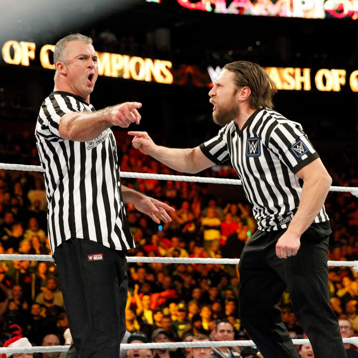 WWE NEWS: डेनियल ब्रायन ने रिंग में कर दिया कुछ ऐसा जिससे साबित हो गया कि जल्द करेंगे अपनी रिंग वापसी 31