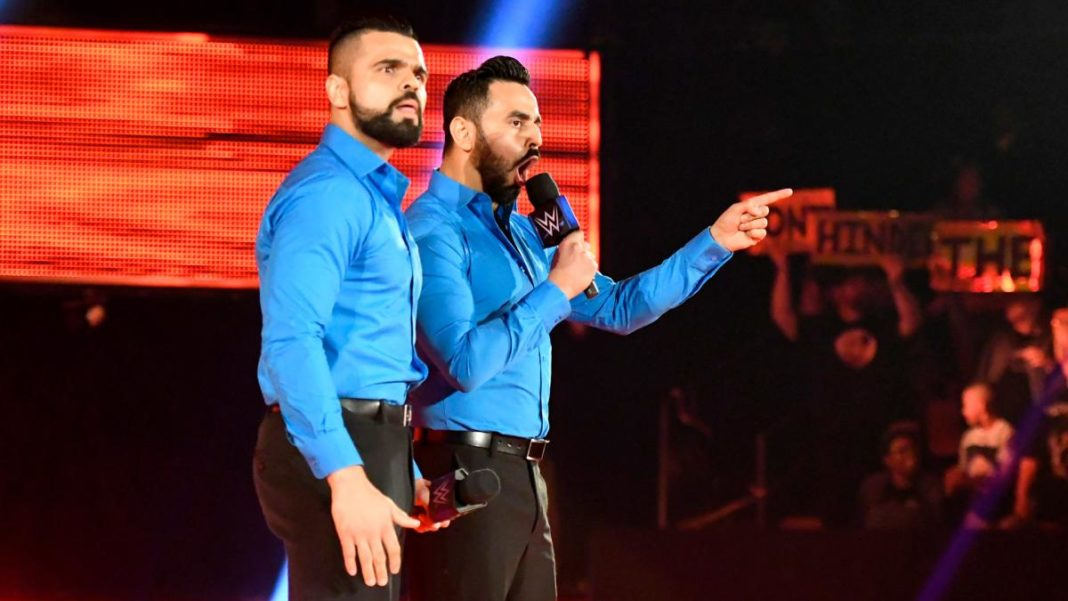 WWE NEWS: सिंह ब्रदर्स ने इस बॉलीवुड दिग्गज अभिनेता को किया सलाम, कहा आप की ही बदौलत... 81