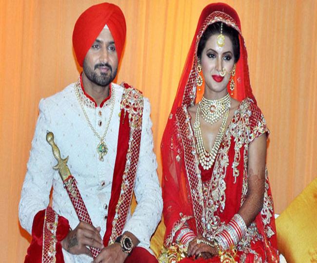 हरभजन सिंह नहीं बल्कि यह भारतीय गेंदबाज है भज्जी की पत्नी गीता बसरा के  पसंदीदा 21