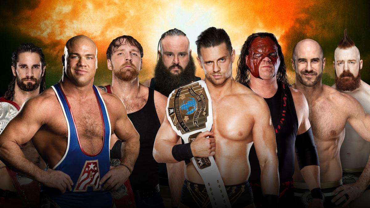 गर्दन की चोट के वाबजूद पिछले छह महीने से फैन्स की खातिर लड़ रहा है यह WWE रेस्लर