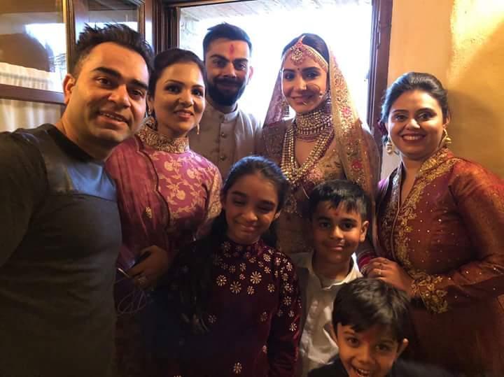 वीडियो: विराट-अनुष्का के शादी की इनसाइड तस्वीरों के बाद अब वीडियो भी हुआ लीक, देखे पूरी शादी की वीडियो 33
