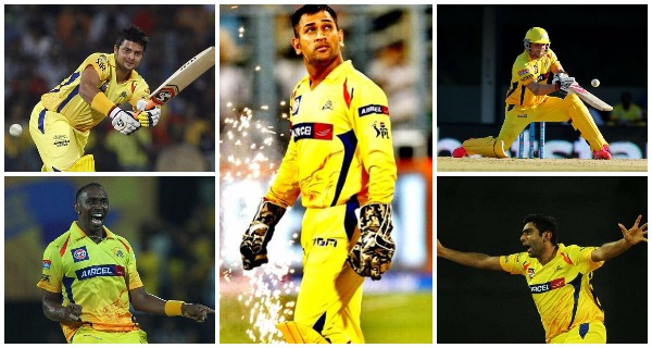 IPL 11 CSK TO RETAIN THESE PLAYERS